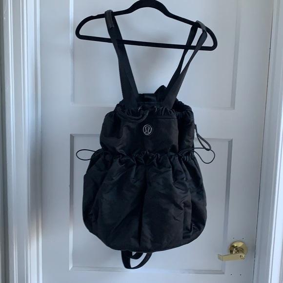 Lululemon Gym Bag, brand new, never used.